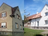 Rekonstrukce střechy a fasády Grégrova 57,Č.T.