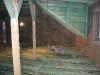 rošt dřevěné podlahy