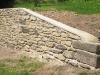 opěrné zdi s kamene